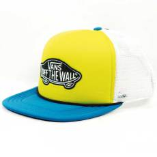 Vans-Classic-Patch-Trucker-Cap-Frog-Yellow