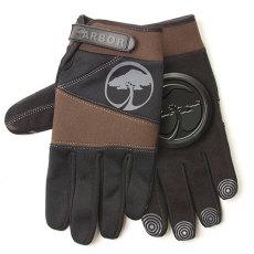 Перчатки-для-лонгборда-ARBOR-Black