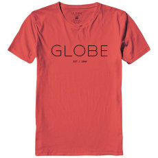 Футболка-GLOBE-Phase-Tee-pop-red