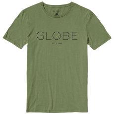Футболка-GLOBE-Phase-Tee-army