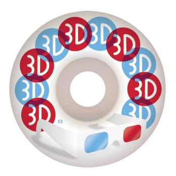 Колеса 3D Glasses 51mm