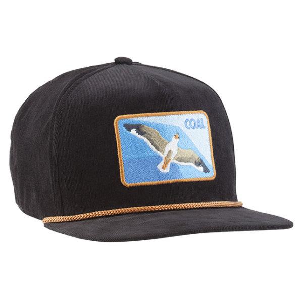 кепка-coal-the-Gull-black