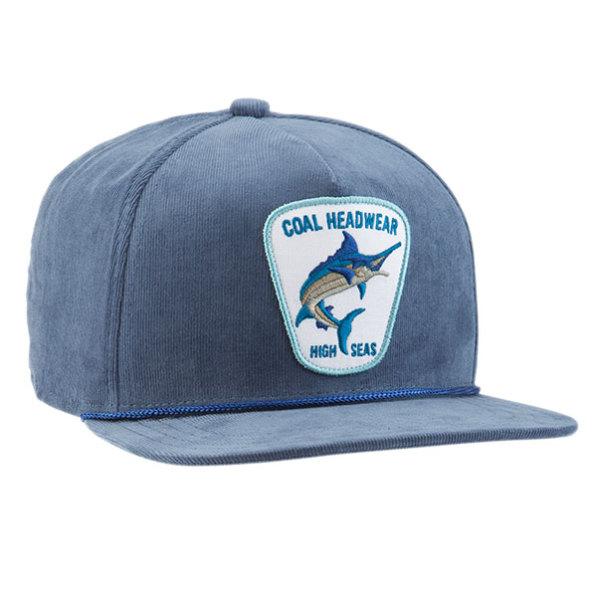 кепка-coal-the-Marlin-slate
