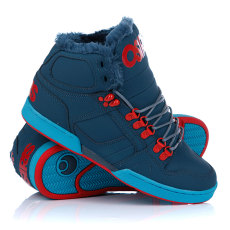 osiris nyc 83 teal teal red