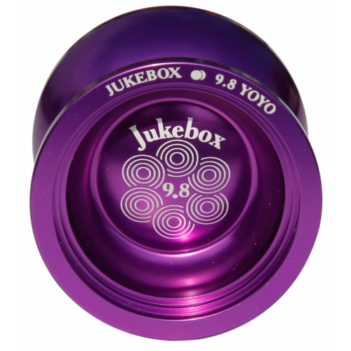 yo-yo jukebox violet