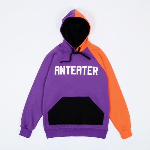 Anteater hoodie-combo_violet