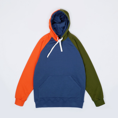 Anteater hoodie-indigo