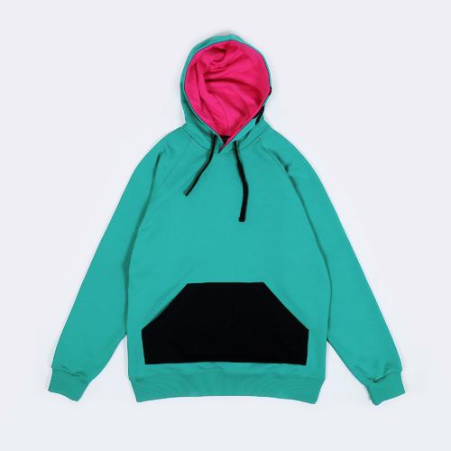 Anteater hoodie-mint