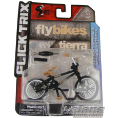 Flick Trix Finger Bike Fly Bikes Tierra Black