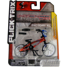 Flick Trix Finger Bike Intense Factory XL