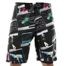 GLOBE Dion 22 Signature black boardshorts