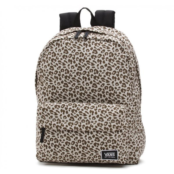 Vans Realm Classic Backpack Birch Leopard