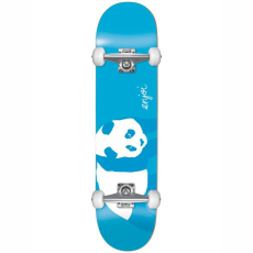 Enjoi SS19 Blue Panda Resin Soft Wheels Complete Neon Blue 8.0 FULL