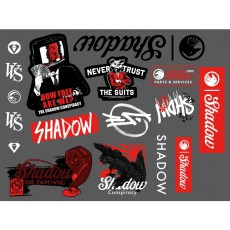 Shadow Sticker Pack
